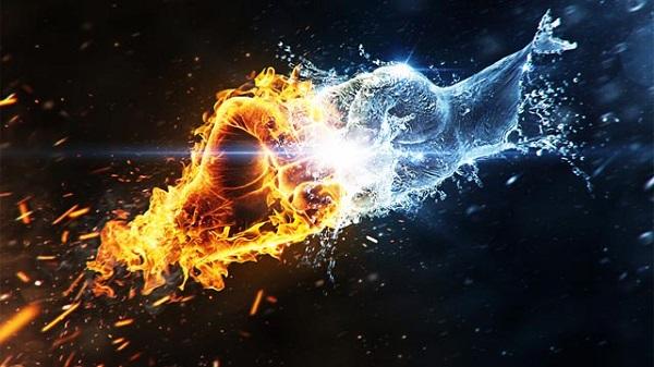 Nước và lửa đều mang ý nghĩa tâm linh riêng
