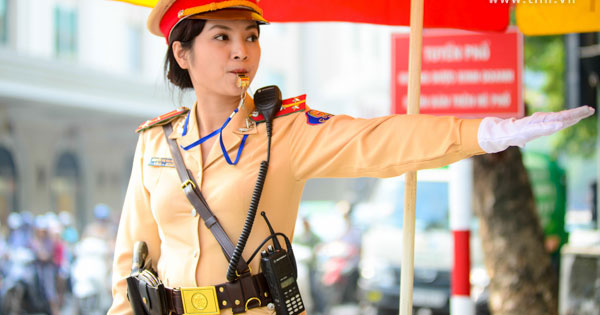 Mơ thấy cảnh sát giao thông sẽ có con số may mắn tương ứng từng tình huống cụ thể
