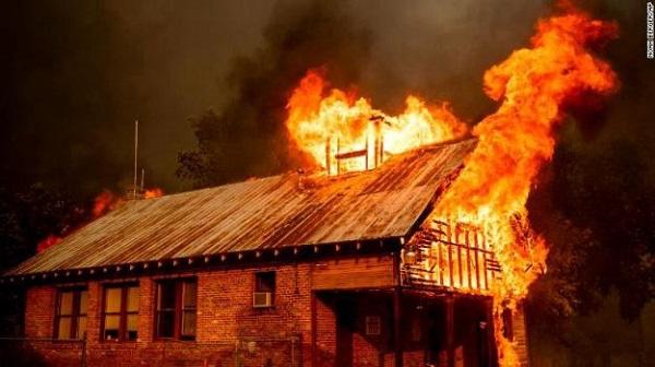 Mơ thấy cháy nhà người khác chưa hẳn đã là điềm báo xấu