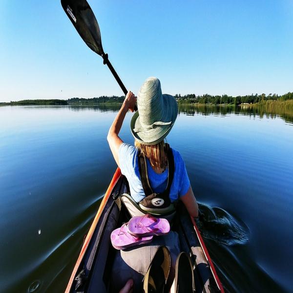 Ý nghĩa của giấc mơ đi thuyền trên sông