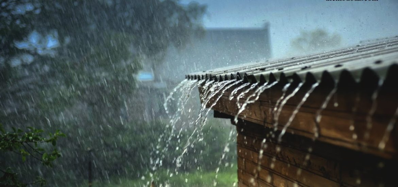 Mơ thấy nhà bị mưa dột là điềm báo hay thông điệp gì?