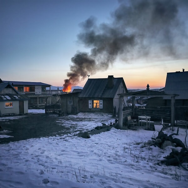 Đôi khi, mơ thấy cháy nhà lại mang tới may mắn cho bạn