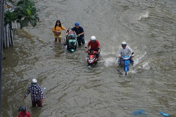 Mơ thấy nước lũ là một hiện tượng rất phổ biến