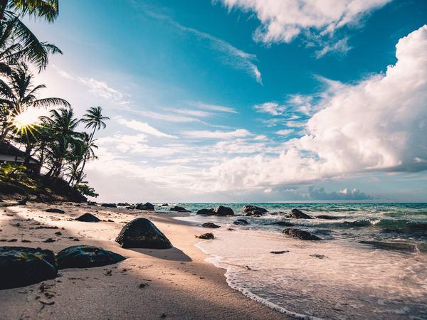 mơ thấy biển nước mênh mông thì điều đó sẽ mang điềm báo gì?