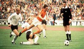Bóng đá tổng lực là thương hiệu của ĐT Hà Lan một thời