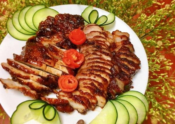 Giá trị dinh dưỡng mang lại từ món thịt heo chiên