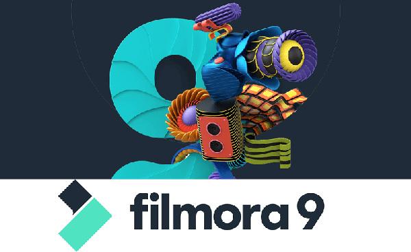 Phần mềm Filmora 9 hỗ trợ cách chèn chữ vào video trên máy tính