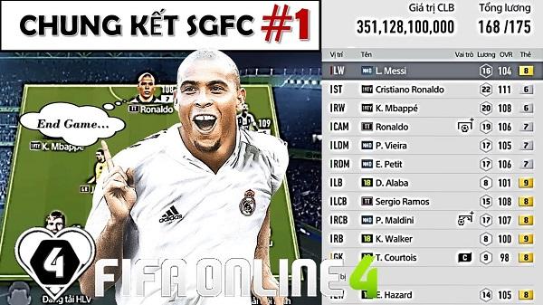 Fifa Online 4 là một trong những game online nổi tiếng có số lượng gamer đông nhất