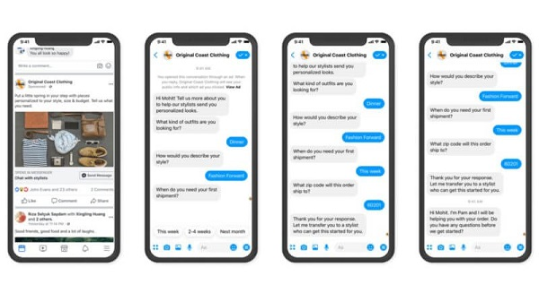 Messenger được phát hành bởi Facebook và được tích hợp nhiều tính năng hữu ích, thân thiện