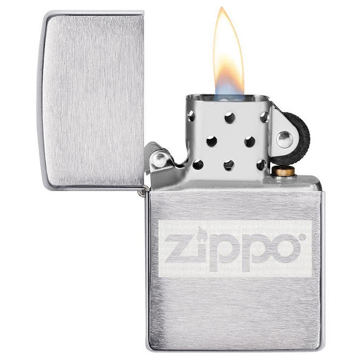 Thiết kế của bật lửa hộp quẹt Zippo Lighter Lossproof
